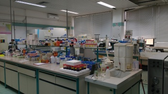 Laboratorio dell'Università di Foggia
