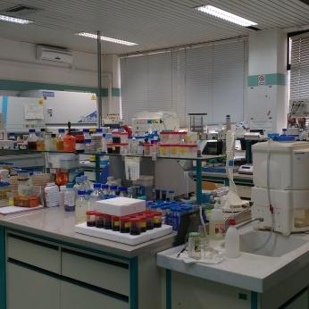 Laboratorio dell'Università di Foggia