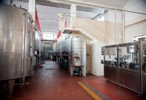 Vasi vinari per la fermentazione e Ia conservazione del vino
